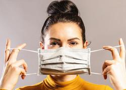 Gürcüstanda açıq havada maska taxmaq tələbi ləğv edildi