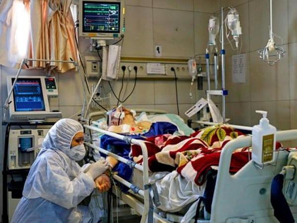 İranda koronavirusdan daha 469 nəfər öldü