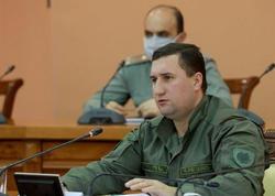 Qabriel Balayan vəzifəsindən azad edildi