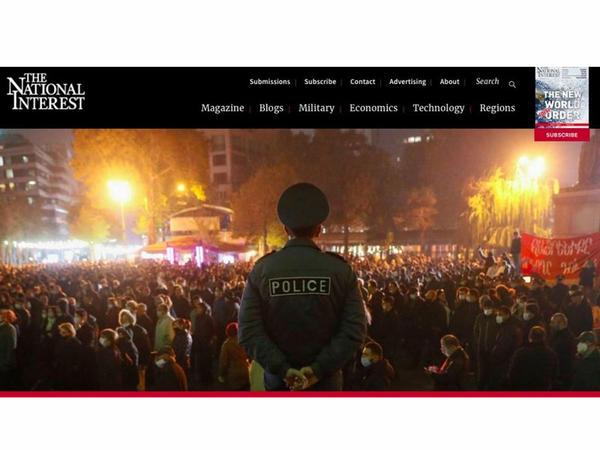 ABŞ jurnalı Ermənistan-Azərbaycan münaqişəsinin hüquqi aspektləri barədə məqalə dərc edib