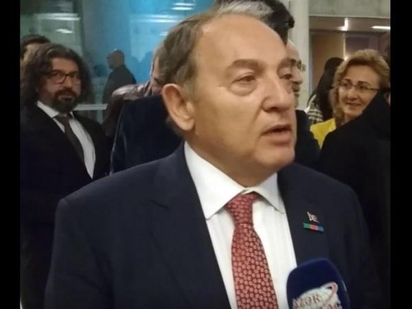 """""""Fransa Senatı erməni lobbisinin əlində oyuncağa çevrilib"""""""