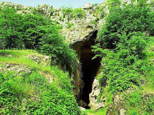 Azıx mağarasına aid arxeoloji tapıntılar Bakıya gətirildi