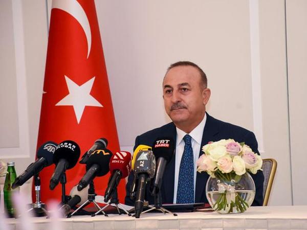 """Çavuşoğlu: """"Rusiya ilə münasibətlər Türkiyənin xarici siyasətinin vacib tərəfidir"""""""