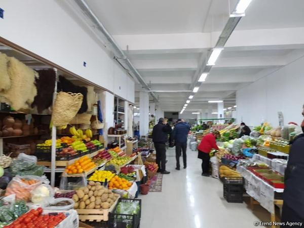 Bakının məşhur bazarı köçürülür - FOTO