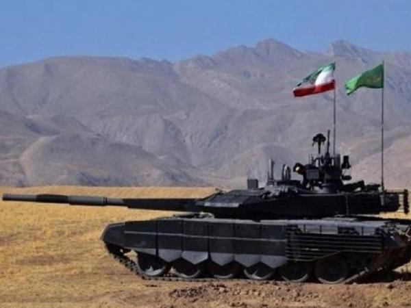 İranın yeni tankının son sınaqları keçirilir