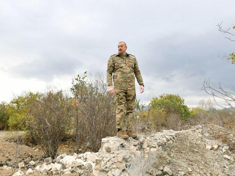 Prezident İlham Əliyev Ağdamın niyə daha tez azad olunmamasının səbəblərini açıqladı