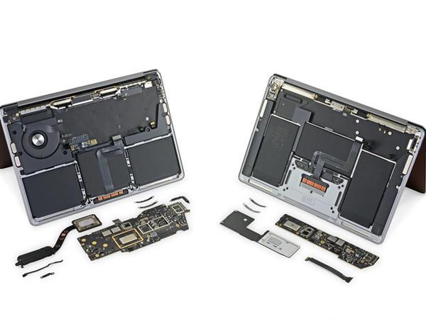 """Yeni """"Apple"""" kompüterlərinin daxili komponentləri nümayiş olunub"""