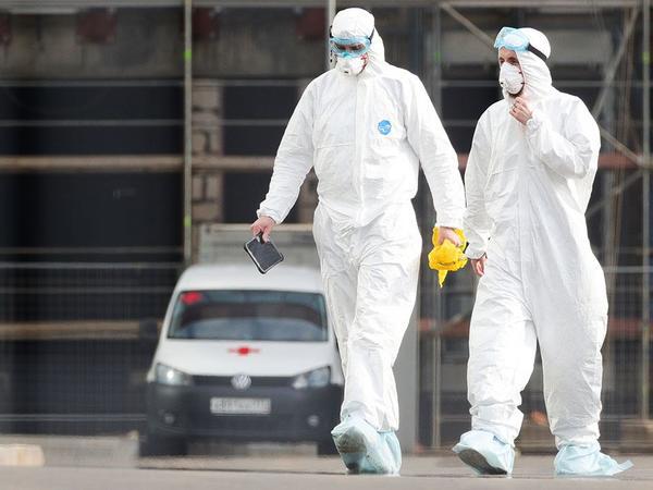 Moskvada koronavirusdan daha 75 nəfər ölüb