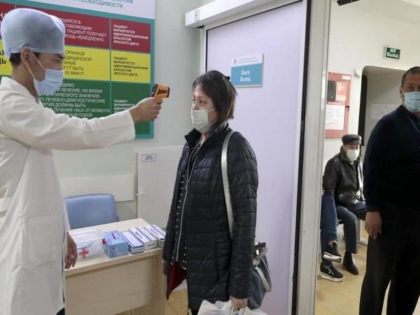 Qazaxıstanda koronavirusa daha 720 nəfər yoluxub