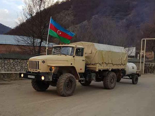 Ordumuz Kəlbəcərə bu 2 istiqamətdən daxil olub - FOTO