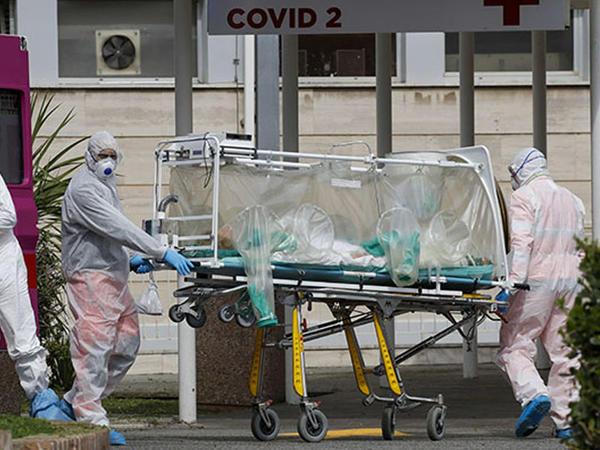 İtaliyada rekord ölüm qeydə alındı