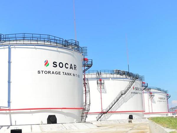 SOCAR-ın Kulevi terminalı vasitəsilə daşımalarının həcmi açıqlandı