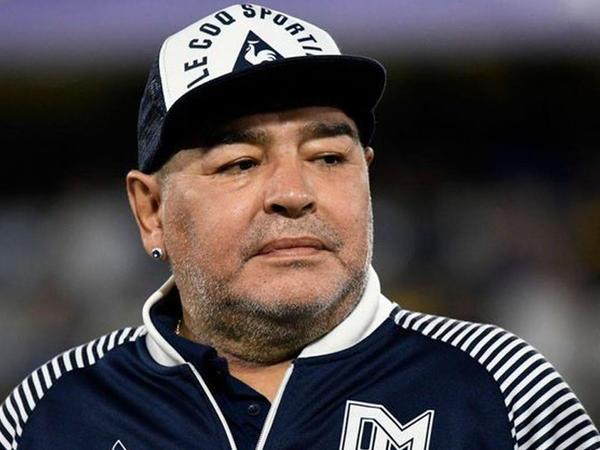 """Maradonanın ölüm səbəbi bu imiş - <span class=""""color_red"""">Bu gün dəfn ediləcək</span>"""