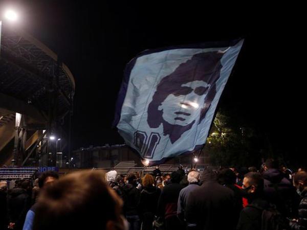"""Maradonanın son sözləri - <span class=""""color_red"""">VİDEO - FOTO</span>"""
