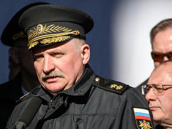 Vitse-admiral Buriliçev vəfat etdi