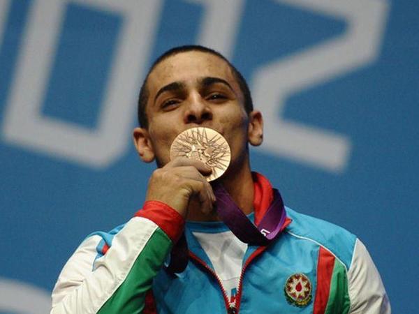 Yığmamız daha bir Olimpiya medalını itirdi