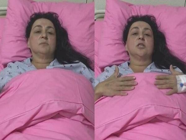 """""""Toppuş"""" bacıda yenidən şiş tapıldı: """"Həyatla vidalaşıram"""""""