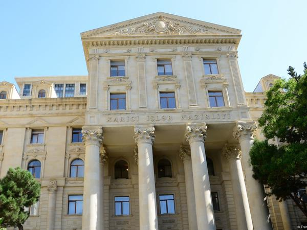 Azərbaycan Fransaya nota verdi