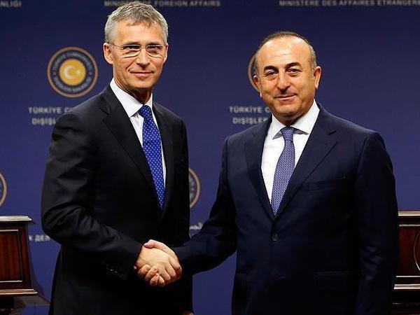 Çavuşoğlu və Stoltenberq Dağlıq Qarabağı müzakirə ediblər