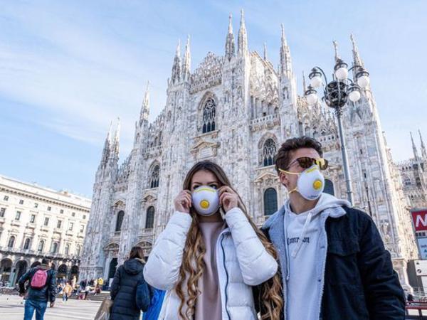 İtailyada koronavirusa yoluxanların sayı 1,5 milyonu ötüb
