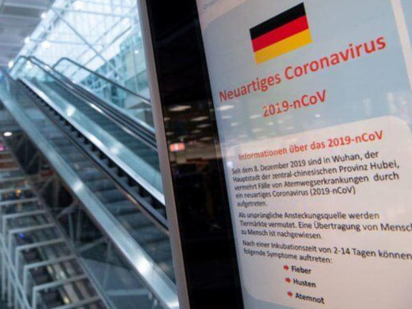 Almaniyada koronavirusa yoluxanların sayı 1 milyon nəfəri ötüb