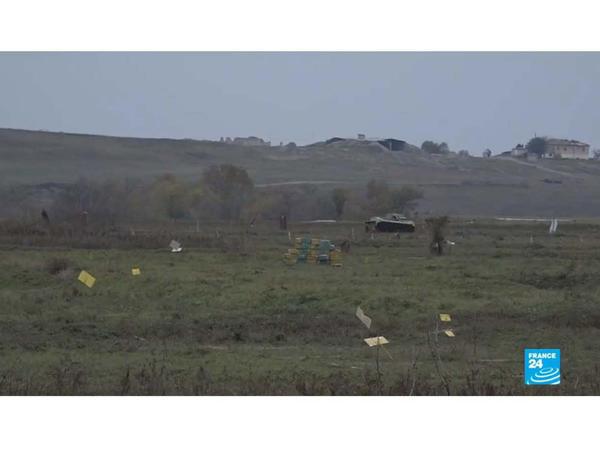 """""""France-24"""" Füzuli barədə reportaj hazırlayıb - VİDEO"""