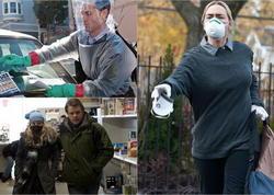 """Cud Lou """"Yoluxma"""" filminin çəkilişləri zamanı pandemiya barədə proqnoz aldıqlarını dedi - FOTO"""