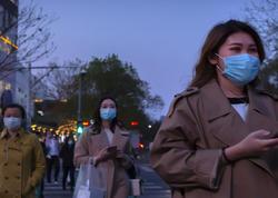 Çində son sutkada 100-dən çox yoluxma