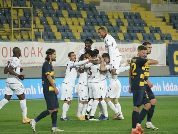 """""""Trabzonspor""""dan qələbə"""