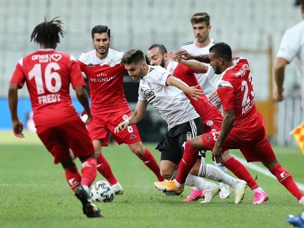 """""""Beşiktaş""""ın oyunçusu koronavirusa yoluxdu"""