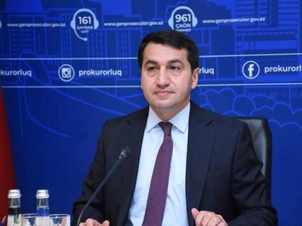 """Hikmət Hacıyev və """"Qarabağ"""" klubu Ağdama gedir"""