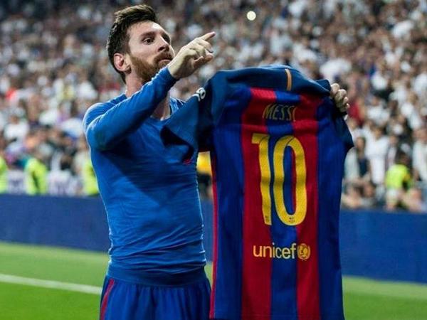 Messi ABŞ-da zirvədə