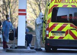 Britaniyada bir gündə koronavirusa 15 871 yoluxma qeydə alınıb