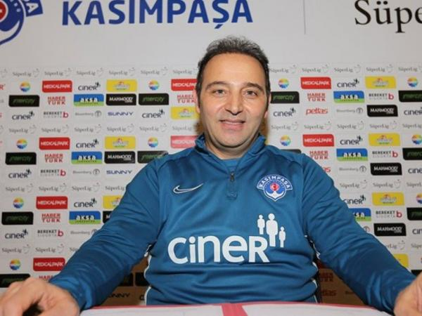 Türkiyə klubunda yeni çalışdırıcı