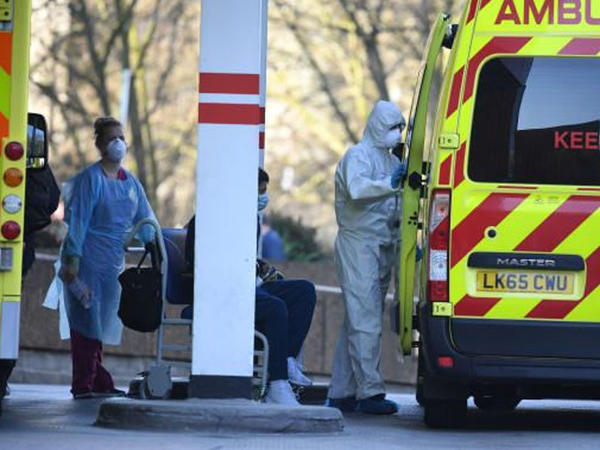 Britaniyada koronavirusdan ölənlərin sayı 58 245 nəfərə çatıb