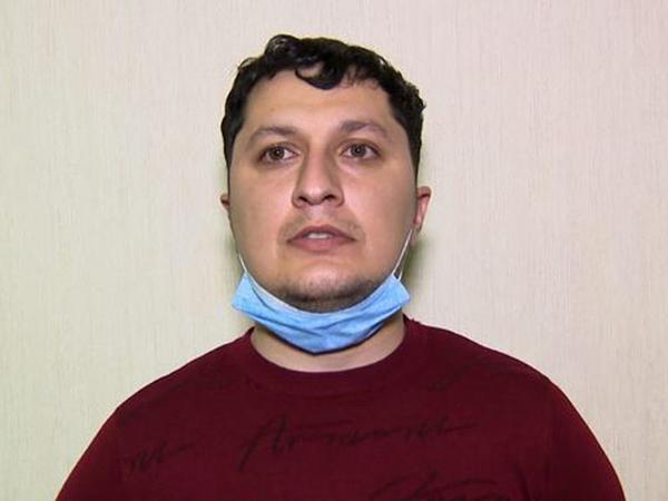 Bakıda kokain və ekstazi satan şəxs tutuldu - FOTO