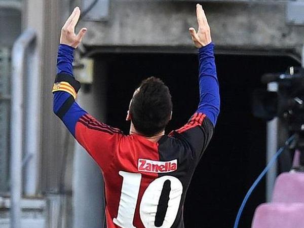 """""""Barselona"""" Messiyə görə cərimələnəcək"""