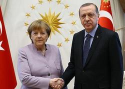 Merkeldən Türkiyə açıqlaması