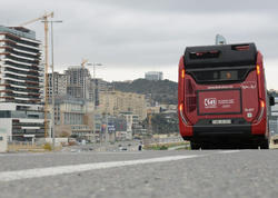 Bakıda 10 küçə və prospektdə avtobus zolağı yaradılacaq - FOTO