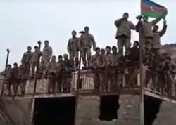 Laçında Azərbaycanın Dövlət Himni səsləndirildi - VİDEO