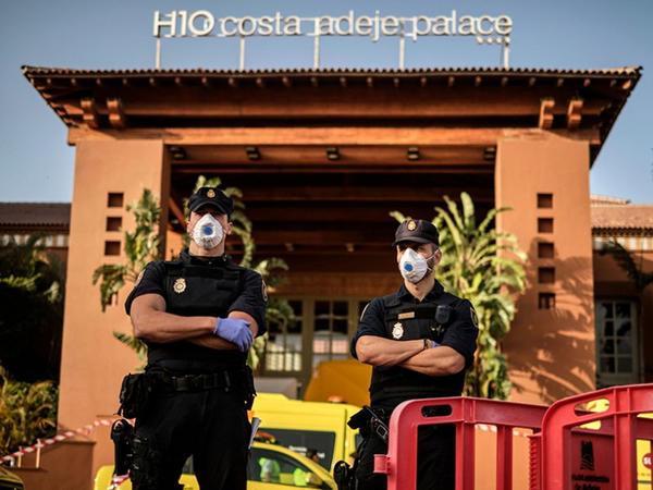 İspaniyada pandemiya ilə əlaqədar 550-dən çox otel satışa çıxarılıb