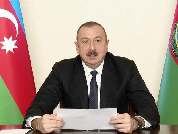 Prezident İlham Əliyev Bəyanatın bəndlərini şərh etdi