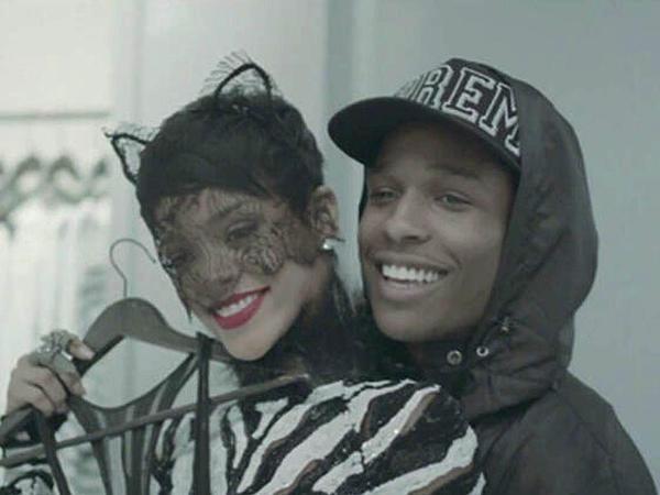 Rihannanın yeni sevgilisi var