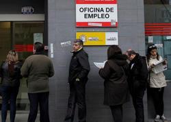 İspaniyada işsizlik sürətlə artır