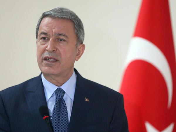 Türkiyə-Rusiya Birgə Monitorinq Mərkəzinin tikintisi aparılır - Hulusi Akar