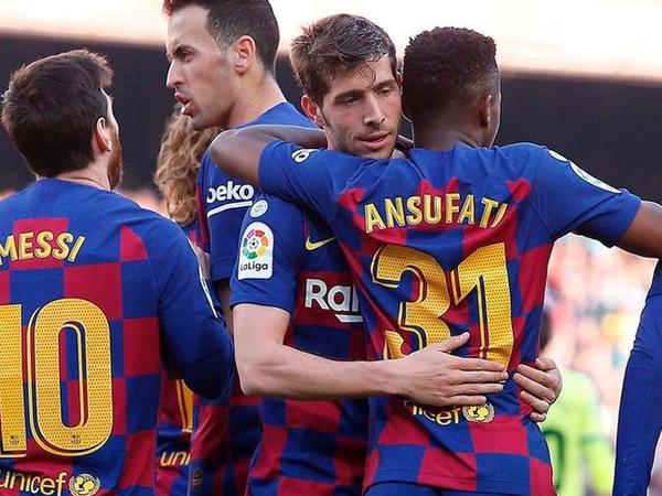"""""""Barselona""""nın futbolçusu koronavirusa yoluxdu"""