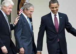 Obama, Buş və Klinton kamera qarşısında peyvənd olunacaqlar