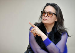 """""""Millət indi nə etsin müğənni, aktrisanı?"""" - Mehriban Xanlarova"""