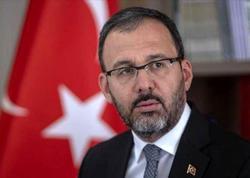 Türkiyənin daha bir naziri koronavirusa yoluxdu