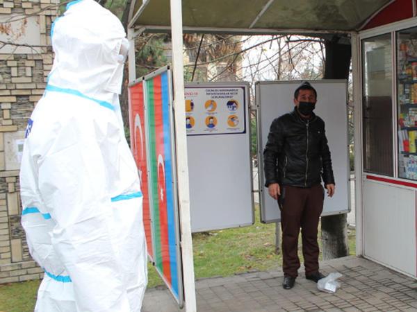 Evini tərk edən COVİD-19 xəstəsi barədə araşdırmalara başlanıldı